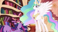 Twilight Sparkle face down S2E03
