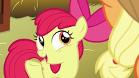 """Apple Bloom """"he can make the trees blossom"""" S9E10"""