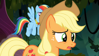 Applejack 'You have been having an awful lot of trouble...' S4E02