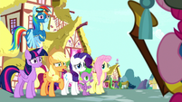 Applejack -we do have a request- S8E18