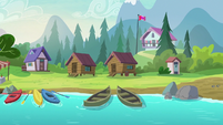 Exterior view of Cutie Mark Day Camp S7E21