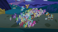 """Friendship students """"one more story!"""" S8E21"""