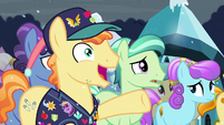 Pin Pony --The Crystalling ceremony is one of our most sacred traditions!-- S6E2