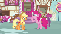 """Pinkie Pie """"it'll be all my fault"""" S3E07"""