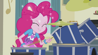 Pinkie Pie sprouts pony ears EG2