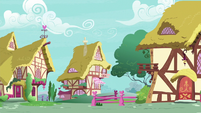 Ponyville returned to normal S9E2