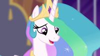 Princess Celestia -you may no longer be my student- S4E01