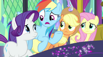 """Rainbow """"must be an Alicorn thing"""" MLPS2"""