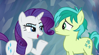 """Rarity """"it was so generous of you"""" S8E22"""