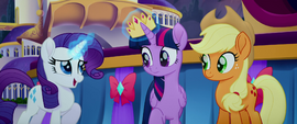 """Rarity """"time to go and get things done"""" MLPTM"""