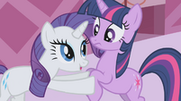 "Rarity ""you know what the best of friends do?"" S1E03"
