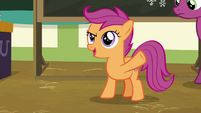 "Scootaloo ""jobs are way too important"" S9E12"