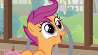 Scootaloo in wide-eyed excitement S9E12