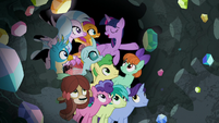 """Twilight """"having a great time together"""" S8E17"""