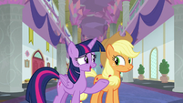 """Twilight """"our school is the perfect place"""" S8E21"""
