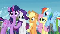"""Twilight Sparkle """"that's it!"""" S4E18"""