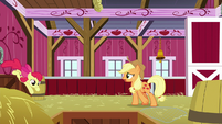 """Applejack """"I wanted to talk to you"""" S9E10"""
