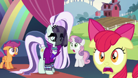 Cutie Mark Crusaders completely stunned S5E24