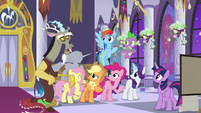"""Discord """"character growth is so boring"""" S9E17"""