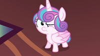 Flurry Heart trying to wink S7E3