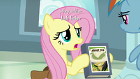 """Fluttershy """"hear both sides of the story"""" S9E21"""