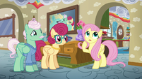 """Fluttershy """"it just seems like his place"""" S6E11"""