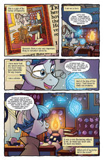 Legends of Magic issue 7 page 4