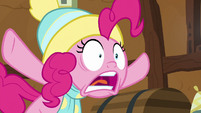 """Pinkie Pie flabbergasted """"what?!"""" MLPBGE"""