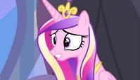 "Princess Cadance ""what's wrong?"" S4E24"