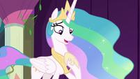 """Princess Celestia """"all I ever wanted was"""" S8E7"""