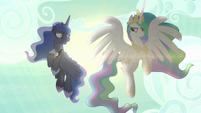 Princess Luna -my sister and I will- S9E13