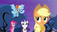 "Rainbow Dash ""whatever Twilight saw"" S4E02"
