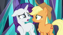 """Rarity """"I'm trying to be strong"""" S9E2"""