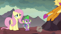 Smolder goes to find her brother S9E9