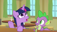 "Twilight ""that doesn't matter anymore!"" S9E5"