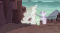 "Twilight ""who knows what their dynamic would be"" S7E1"
