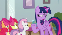 "Twilight Sparkle ""all the wrong things"" S8E12"