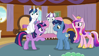 Twilight Sparkle -we have some time before- S7E22