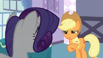 "Applejack ""not that helpful"" S03E09"