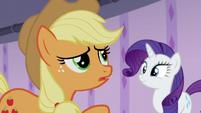 Applejack --assumin' everythin' went well-- S6E10