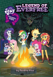 Equestria Girls Legend of Everfree portada del libro.png