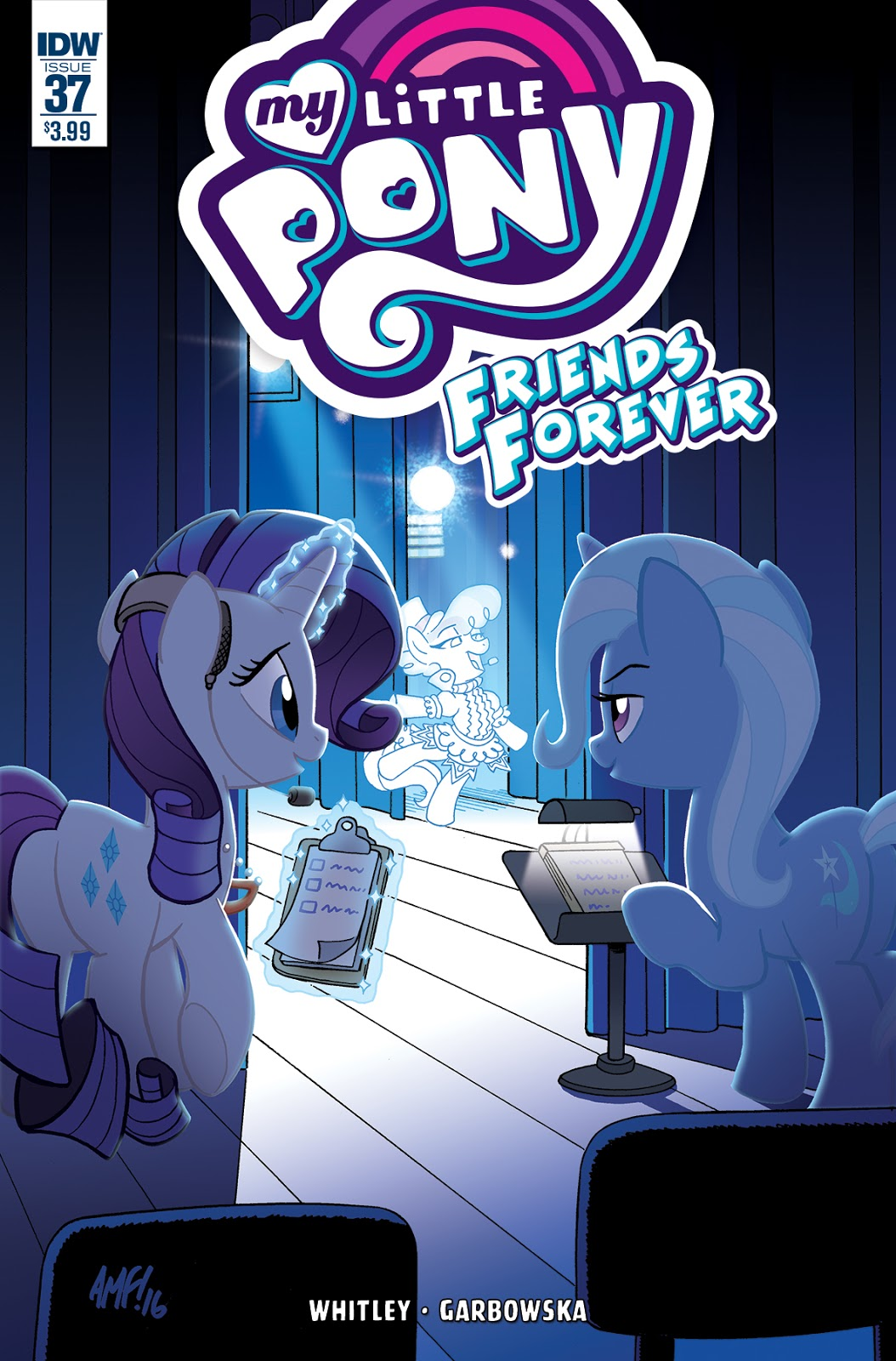 Friends Forever Issue 37