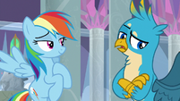 "Gallus ""thought you'd be..."" S8E1"