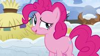 """Pinkie Pie """"okay, yeah"""" S7E11"""