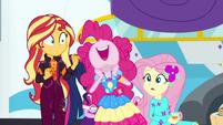 Pinkie Pie shouting her own name again EGSBP