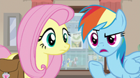 """Rainbow """"doing a signing across the street?!"""" S9E21"""