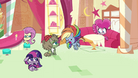"""Rainbow Dash """"you'll rue the day you ever"""" PLS1E2a"""