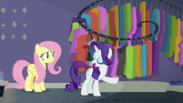 """Rarity """"it's a classic SCP system"""" S8E4"""