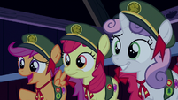 Scootaloo --you should see your face!-- S6E15