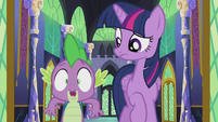 Spike --or it's totally true!-- S5E25